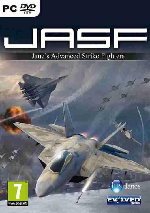Descargar Janes Advanced Strike Fighters [MULTI5][SKIDROW] por Torrent